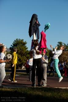 Фотозарисовка из жизни юных школьников,2012