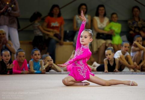 Cоревнования по художественной гимнастике, 2012