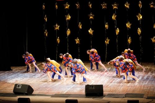 """Отчетный концерт танцевальной студии """"Улей"""", 2018"""