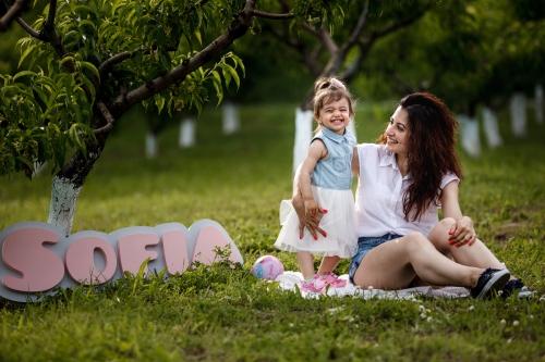 Небольшой фотосет для Иды и Софии
