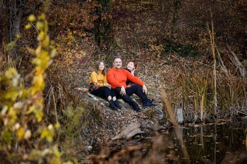 Осенняя семейная фотопрогулка, 2019