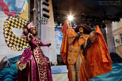 Карнавал в Геленджик, 2016
